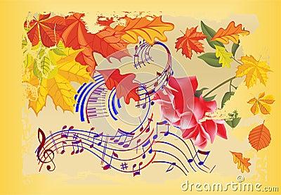 Fall music,