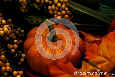 Fall - Pumpkin Arrangement
