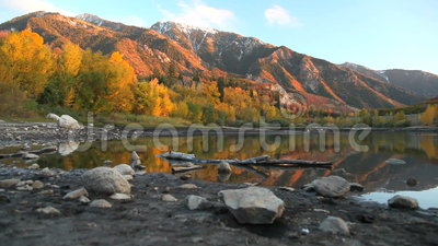 Fall See-Ufer stock footage