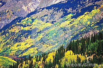 Fall at Silverton, Colorado