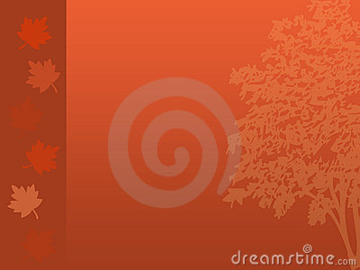 Fall Tree Background
