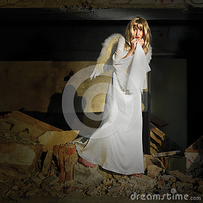 Fallen Angel Royalty Free Stock Photo - Image: 33746635