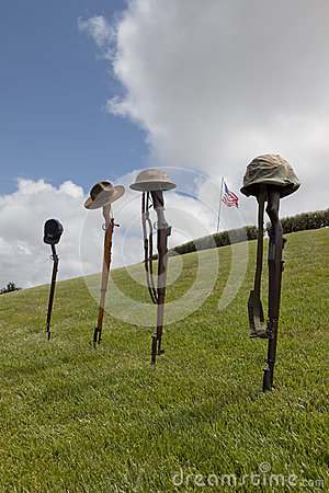 Fallen Soldier Battle Crosses