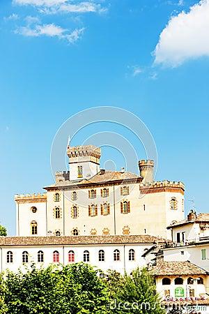 Falletti di Barolo Castle