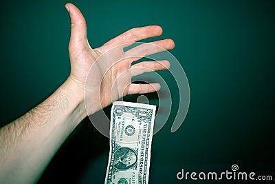 Falling dollar