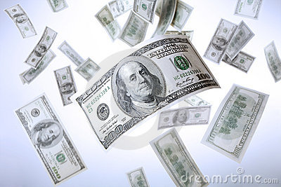 Falling Dollars