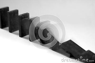 Falling dominos 1