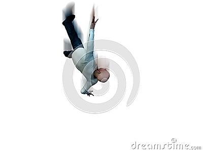 Falling Man 10