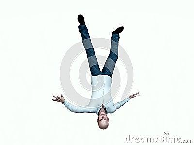 Falling Man 12