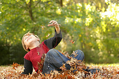 Falling over in the Fall