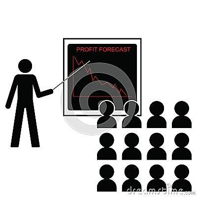 Falling profit margins