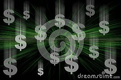 Falling US Dollar