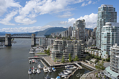 False Creek Vancouver