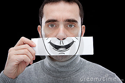 Sorriso falso (internet)