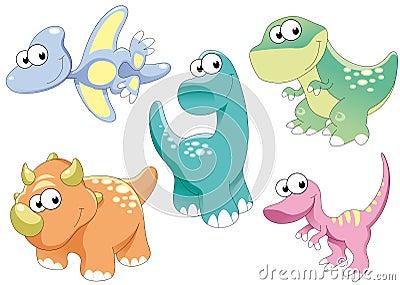 Famiglia dei dinosauri