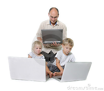 Familia de ordenador