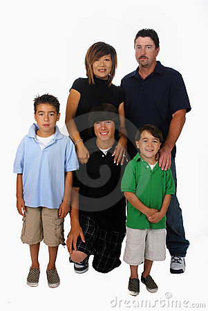Familia mezclada