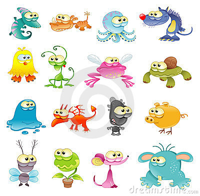 Familie des Monsters