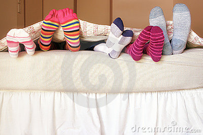 Familien-Bett