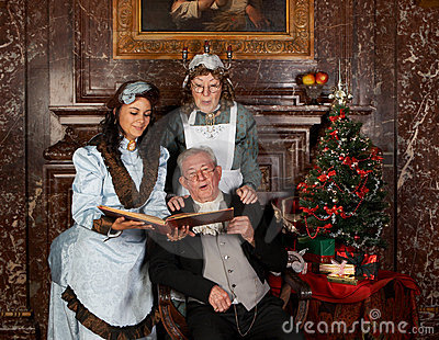 Familienweihnachten