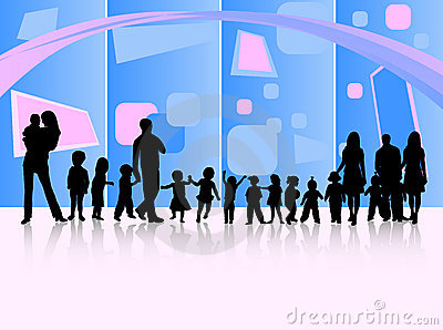 Families and abstract