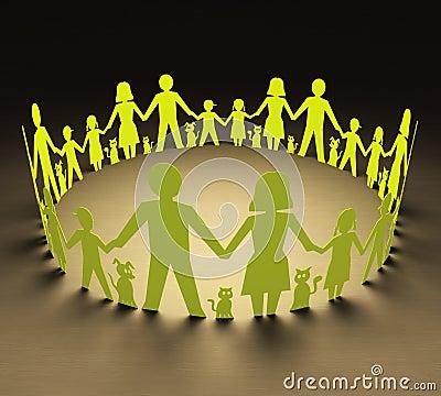Families Circle