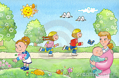 Familjpark