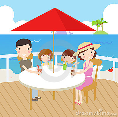 Familly holiday