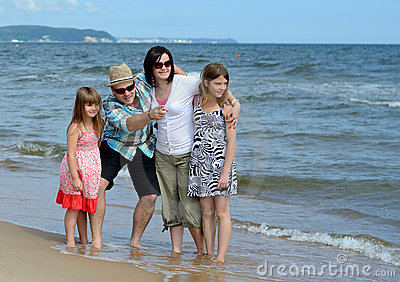 Family beach attractions
