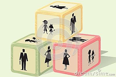 Family bricks