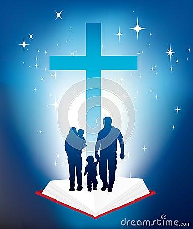 Free Family Christianity Royalty Free Stock Photos - 10525028