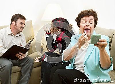Family Counseling - Neglectful