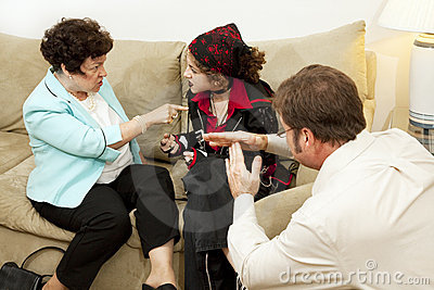 Family Counseling - Time Out