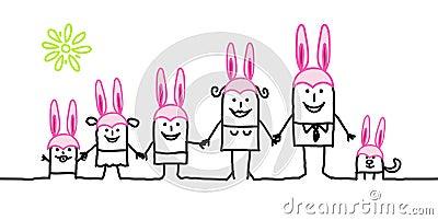 Family & Easter