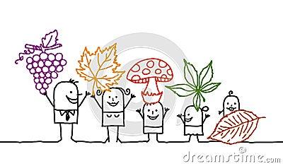 Family & fall