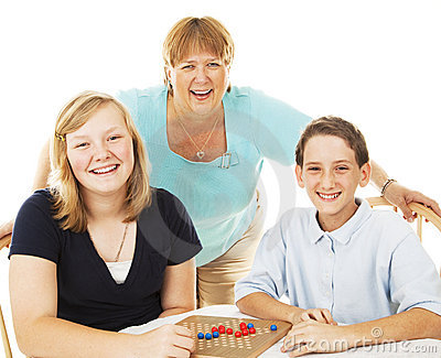 Family Fun and Games