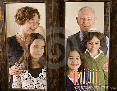 Family Hannuka