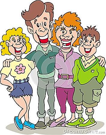 Family - Happy Family