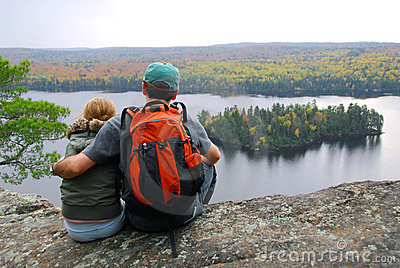 Family hill top