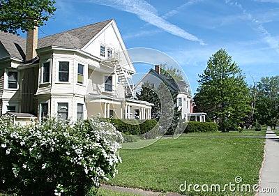 Family House: Neighborhood Street
