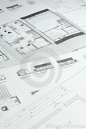 Stock house plans, home plans & residential designs from Breland