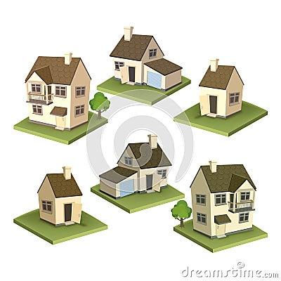 Family houses 2