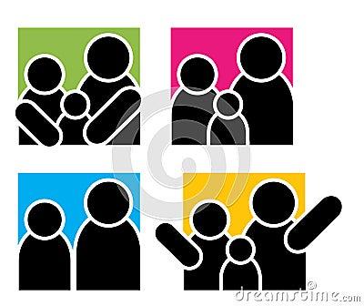 Family logos