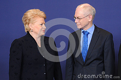 Family photo - European Council
