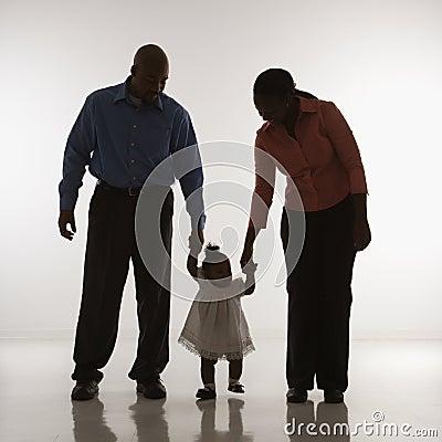 Free Family Portrait. Royalty Free Stock Photos - 2425028