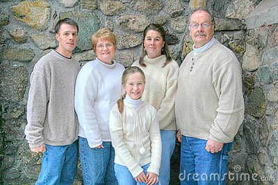 Family portrait #3