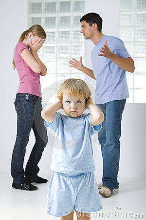 The family s quarrel