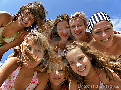 Family summer fun