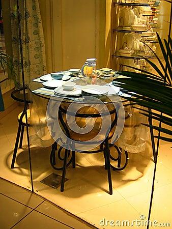 Free Family Table Royalty Free Stock Photo - 3047755