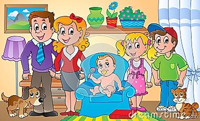 Family theme image